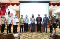 Sosialisasi Empat Pilar MPR RI di Universitas Hindu Negeri I Gusti Bagus Sugriwa Bali