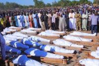Serangan Teroris Tewaskan 56 Warga Sipil Di Niger