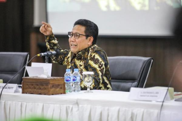 Menteri Desa, Pembangunan Daerah Tertinggal dan Transmigrasi, Abdul Halim Iskandar. (Foto: Kemendes PDTT)