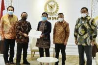 Teka-teki Terjawab, Jokowi Kirim Surpres Nama Calon Kapolri ke DPR