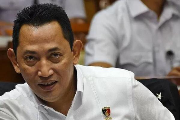 Komjen Pol Listyo Sigit Prabowo
