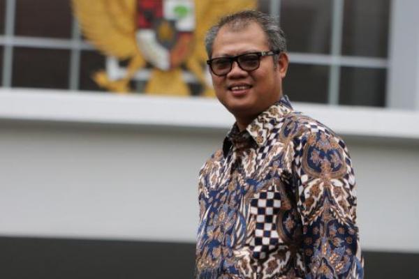 Ketua Umum IKA-USAKTI, Saidu Solihin