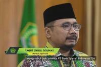 Bank Syariah Indonesia Diresmikan, Menag Berharap Perkuat Perbankan Syariah