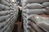Pemerintah menjamin ketersediaan pangan selama bulan Ramadhan di tengah pandemi Covid-19 tetap aman (foto Bisnis.com)