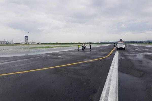 Runway Banjir, Bandara Jenderal Ahmad Yani Semarang Ditutup