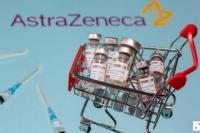 Vaksin Covid-19 AstraZeneca (Foto: Reuters)