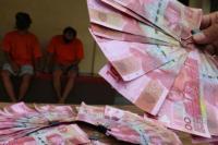 Polres Tangsel Sita Uang Palsu Rp2,13 Miliar