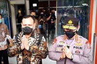 Sowan ke KPK, Kapolri Ucapkan Hari Pers Nasional: Media Sarana Pencerdas Bangsa