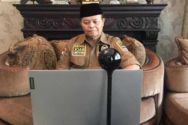 Wakil Ketua MPR, Hidayat Nur Wahid (HNW). (Foto: MPR)