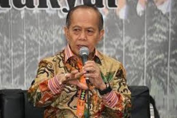 Wakil Ketua MPR RI dari Fraksi Partai Demokrat, Syarief Hasan