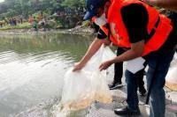 Djarot Saiful Ajak semua Pihak untuk Bantu Anies Atasi Banjir Jakarta
