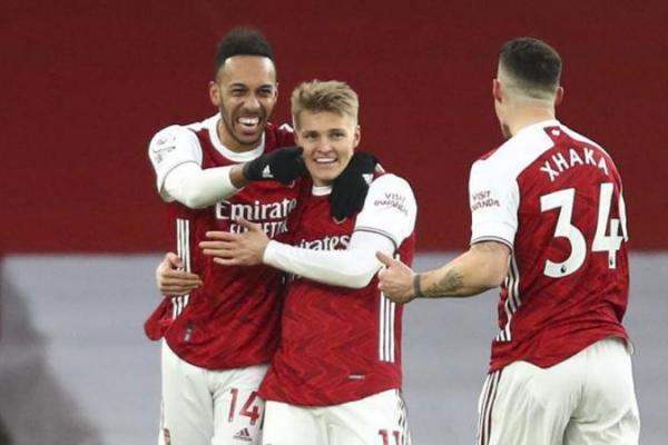 Bersama Arsenal, Odegaard Berambisi Memenangkan Liga Champions
