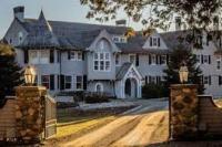 Rumah besar John Travolta di Maine di Islesboro, Amerika Serikat