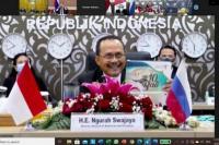 Tuntaskan Hambatan Kedua Negara, Indonesia-Rusia Bangun Kerja Sama