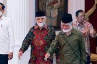 Tim Pengawal Kasus Pembunuhan 6 Laskar FPI Temui Presiden Jokowi