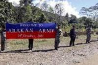 Junta Militer Myanmar Hapus `Tentara Arakan` dari Daftar Kelompok Teror