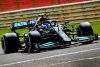 Duo Tim Mercedes Pimpin Sesi Latihan GP Hungaria