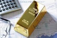Ilustrasi emas batangan. (Foto: Shutterstock)