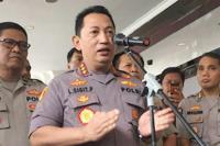Polri Amankan 13 Orang Pasca Bom Bunuh Diri di Gereja Katedral Makassar