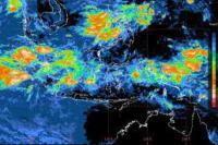 Sejumlah Daerah di Indonesia Diprakirakan Mengalami Hujan Lebat