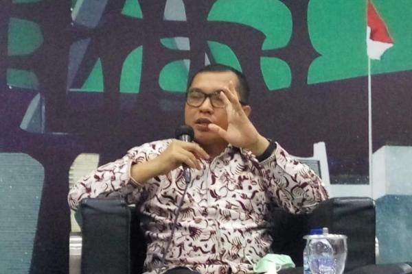 Wakil Ketua Badan Legislasi (Baleg) DPR RI Achmad Baidowi. Foto: kwp/katakini.com