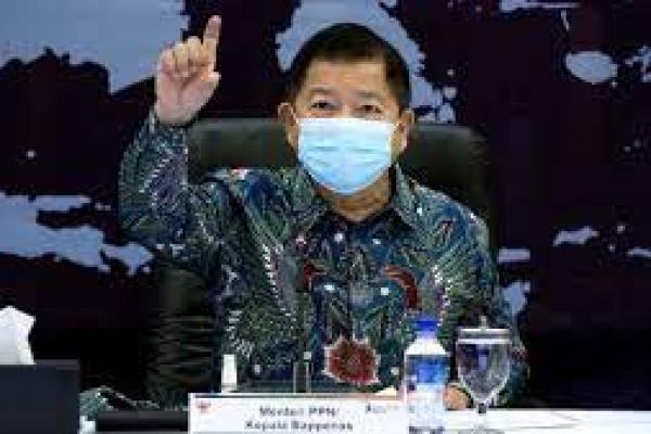 Bappenas: Pembangunan Istana Negara di Ibu Kota Baru Rampung 2024