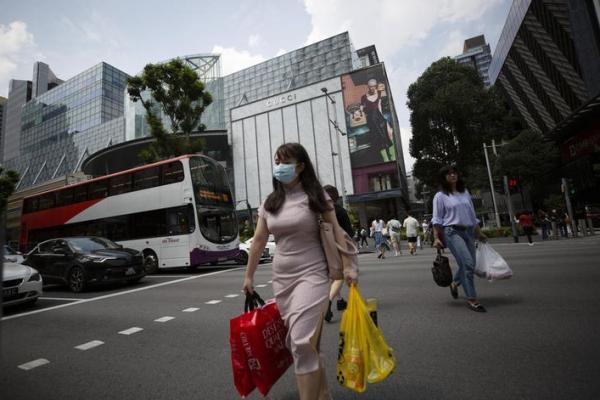 Singapura Sumbang Negara Miskin Rp400 M Atasi Covid-19