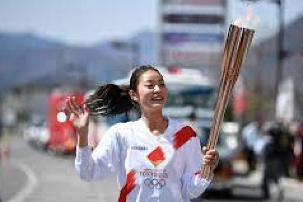 Osaka Batalkan Estafet Obor Olimpiade Karena Pandemi