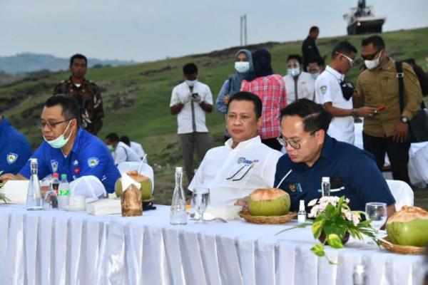 Bamsoet Dukung Kerjasama ITDC dengan Bin Zayed International LLC Kembangkan Sport Tourism di Lombok