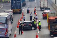H+1 Lebaran, 95 Ribu Kendaraan Bergerak Menuju Jakarta