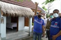 Bamsoet saat  kunjungan ke Mandalika (foto: MPR)
