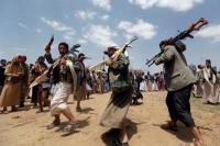 Gerilyawan Houthi (Foto: Reuters/Khaled Abullah)