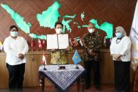 Saling Bertukar Pengetahuan, Perpurnas RI dan Kazakhstan