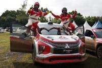 Xpander AP4 Juarai Rally di Tanjung Lesung