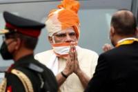 India Vaksinasi 22,6 Juta Warga Dalam Sehari Spesial HUT PM Narendra Modi