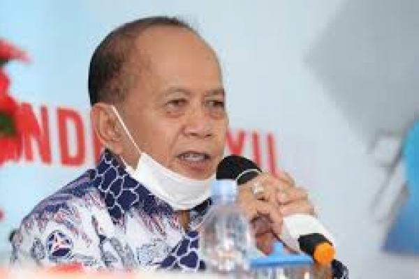 Wakil Ketua MPR RI dari Fraksi Partai Demokrat, Syarief Hasan (foto: MPR)