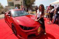 Wow! Di Tengah Krisis Ekonomi, Lebanon Luncurkan Mobil Listrik Pertama