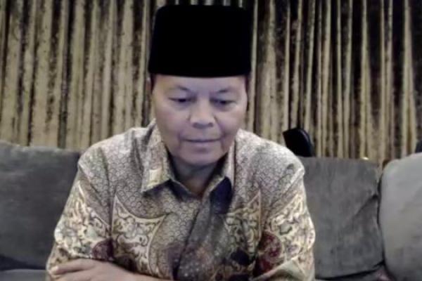 Wakil Ketua MPR-RI Dr. H. M. Hidayat Nur Wahid
