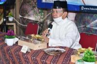 Syarief Hasan:  Dukung Upaya Perbaikan Ekonomi Nasional dengan Mematuhi Prokes