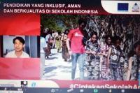 Reza Rahadian selaku Duta Persahabatan YAPPIKA-ActionAid (Istimewa)