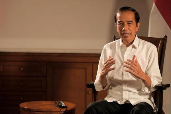 Presiden RI Joko Widodo (Foto: BPMI)
