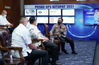Larangan Mudik, Korlantas Dirikan 333 Titik Penyekatan dari Lampung Hingga Bali