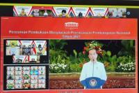 Presiden Jokowi Ingatkan Pentingnya Iptek dalam Penanganan Pandemi Covid-19