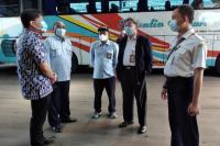 Rosalia Indah, Operator Bus Pertama Terapkan Data Base Risk Journey