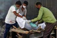 India Cetak Rekor Global Baru Dengan 414.188 Kasus Covid-19 Sehari