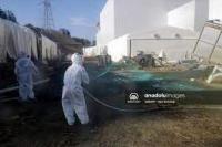 Pabrik Kimia di Fukushima, Jepang Meledak, 4 Luka-Luka