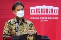 Menkes Budi Gunadi Sadikin memprediksi puncak kenaikan Covid-19 libur Lebaran terjadi akhir Juni. (Foto: Biro Pers/ CNN Indonesia)