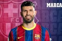Soal Berakhinya Masa Kontrak Messi, Aguero Enggan Paksa Messi Bertahan di Camp Nou