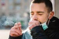 Resiko Perokok Meninggal Akibat Covid-19 Lebih Besar