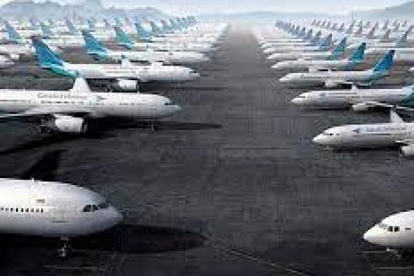 Pulihkan Kinerja Usaha, Garuda Indonesia Percepat Pengembalian Pesawat Sewaan
